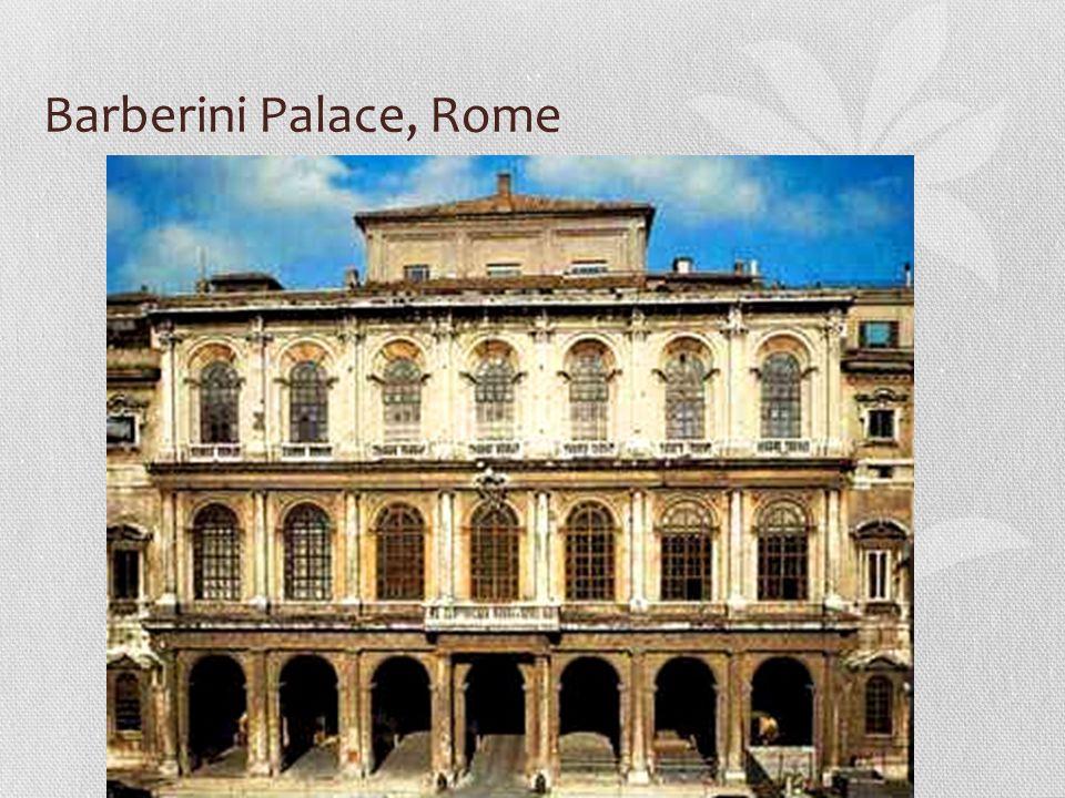 Barberini Palace, Rome