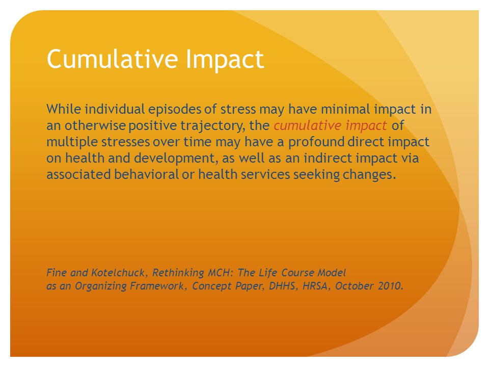 MCH Life Course Literature Focuses on Two Key Questions The focus of LCT is on health equity and social determinants.