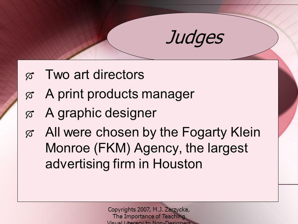 Copyrights 2007, M.J.