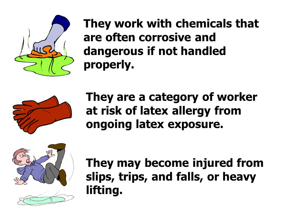 OSHA has set guidelines for safe levels of exposure to many airborne contaminants including mists, gases, vapors, dusts, and fibers.