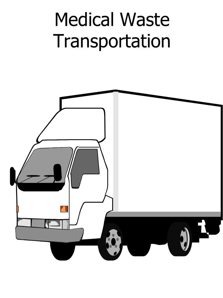 Medical Waste Transportation