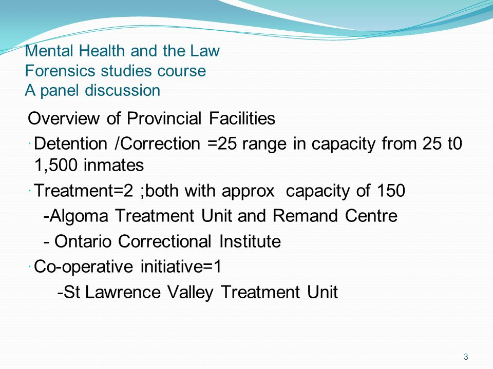 Case study J.W Psycho-geriatric clinic required a risk assessment Risk assessment eventually completed at HWDC Psycho-geriatric assessment completed ; it was determined that he was not cognitively impaired enough to warrant admission to hospital.
