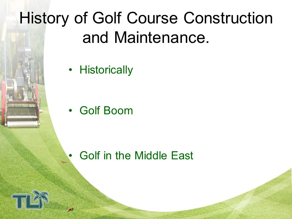 Common challenges with Golf Course Construction DESIGN –Playability i.e.