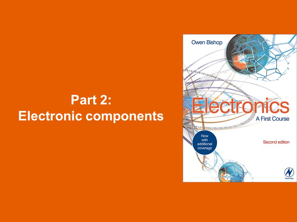 Part 2: Electronic components