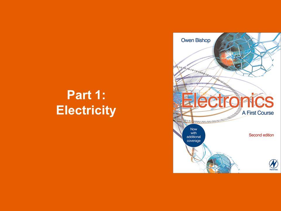 Part 1: Electricity