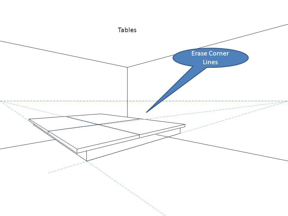 Erase Corner Lines