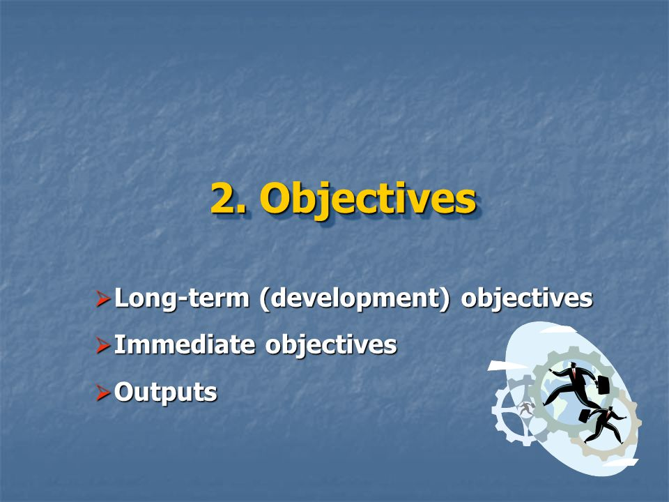 2.Objectives 2.