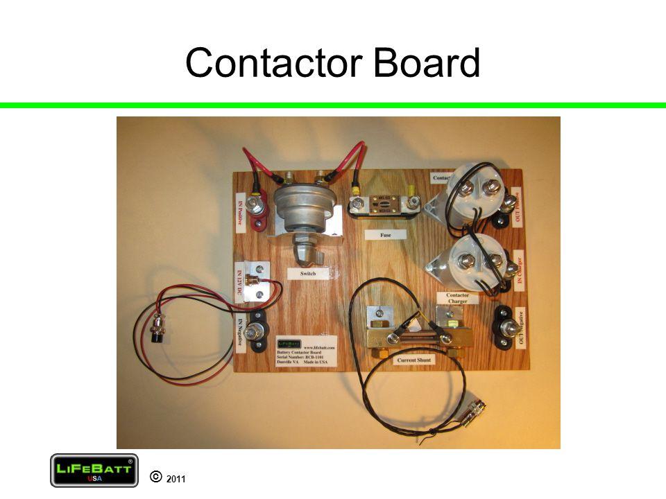 © 2011 Contactor Board