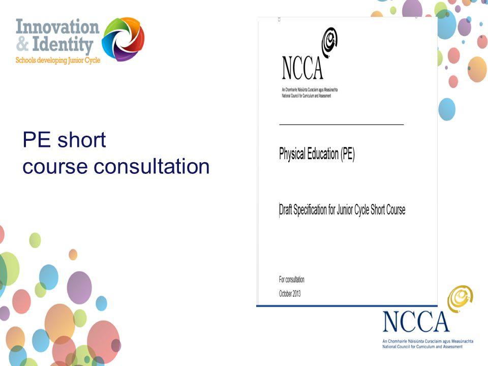 PE short course consultation