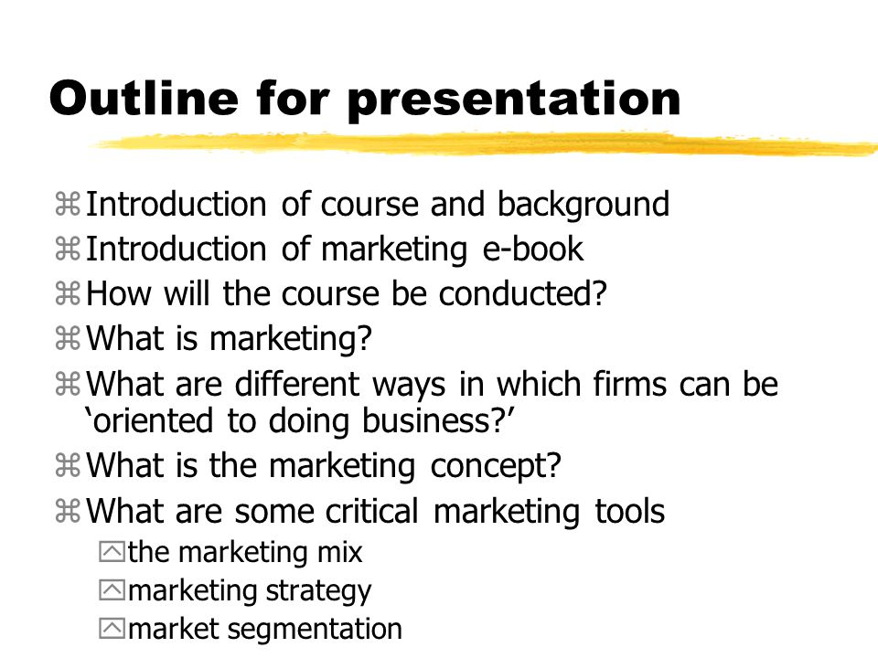 definition of business-to- business marketing the study of markets for product and services, local to international, bought by businesses, government bodies, and institutions for incorporation, for consumption, or for resale