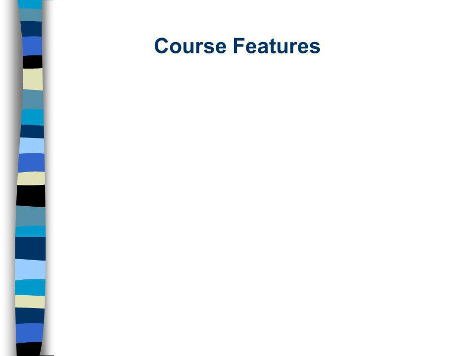 Course Components n Opening District-Based Conference n School-Based Tutored Videolectures –Portrait of English Learners in California –What is Language.