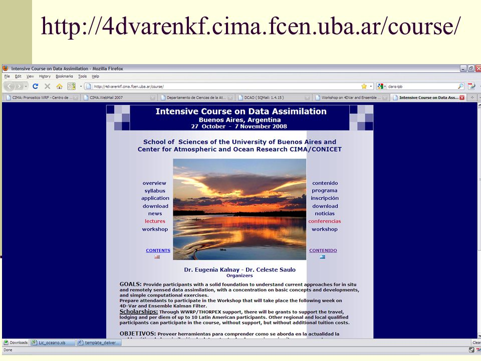 http://4dvarenkf.cima.fcen.uba.ar/course/