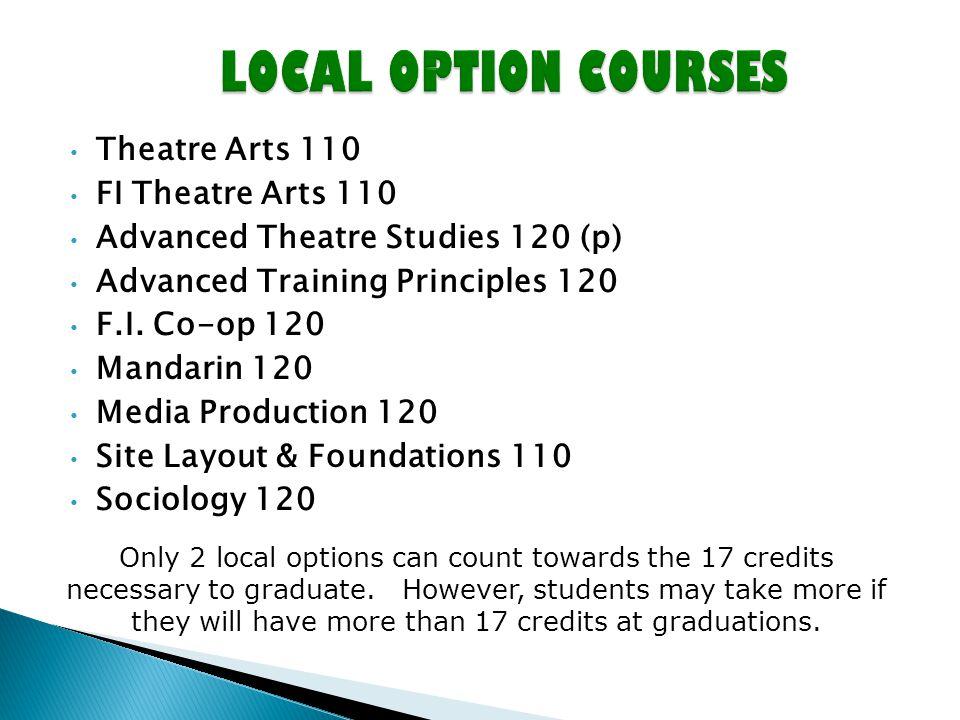 Students take 5 classes per semester.