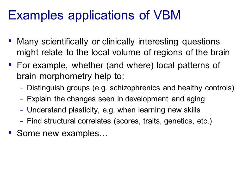 VBM and altruism Morishima et al.