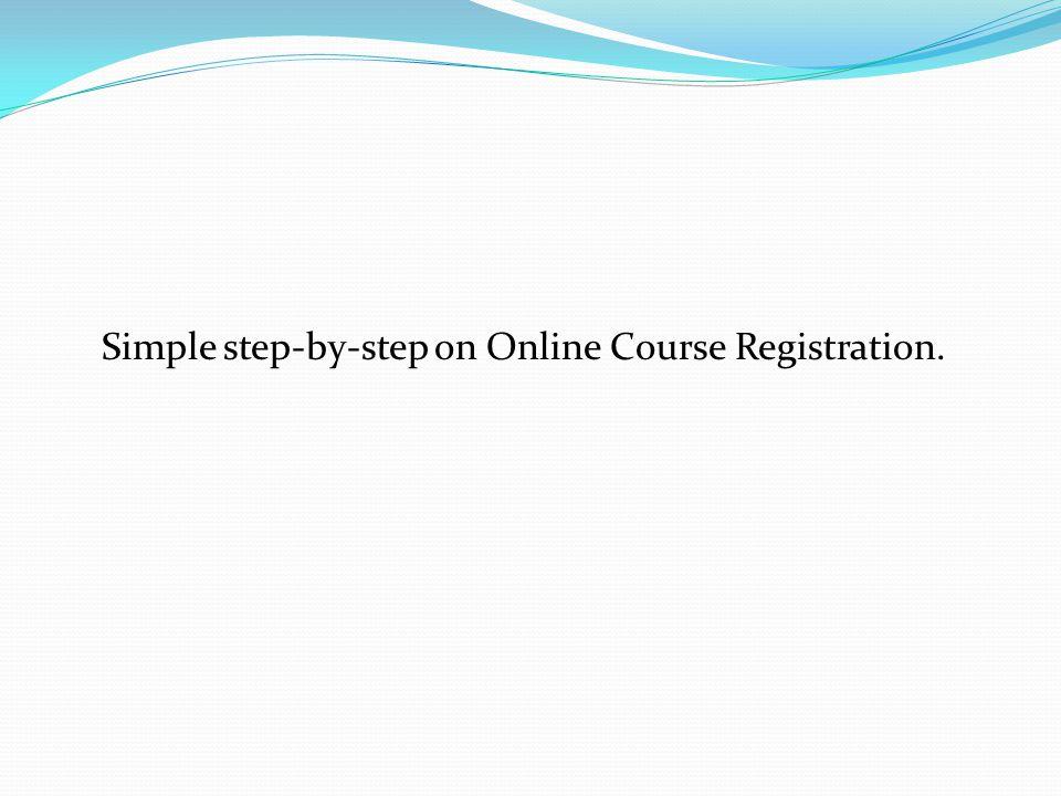 STEP 1: Log on to dlc.ui.edu.ng
