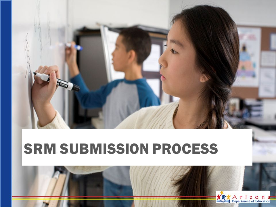 SRM SUBMISSION PROCESS