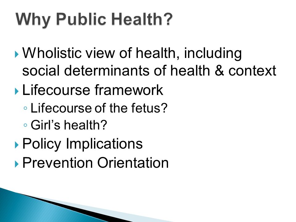 Wise argues that we need to recast preconception, prenatal & interconception care as part of a larger commitment to womens health focusing on the health of the newborn has not resulted in improvements in ….