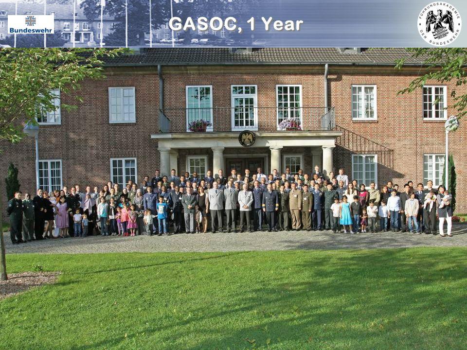 50 GASOC, 1 Year