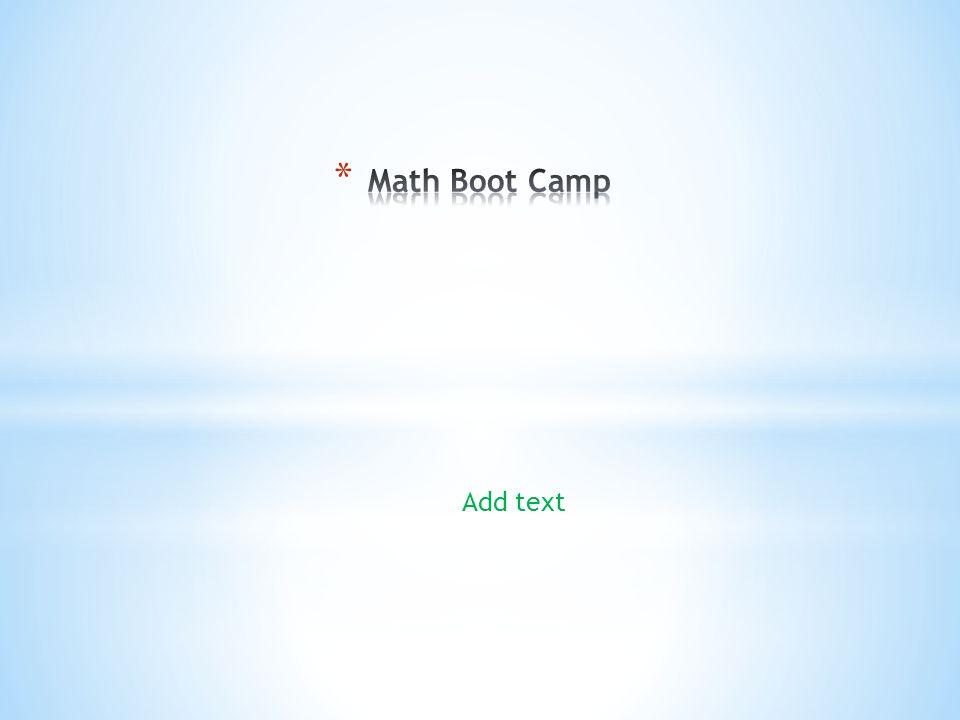 Add text