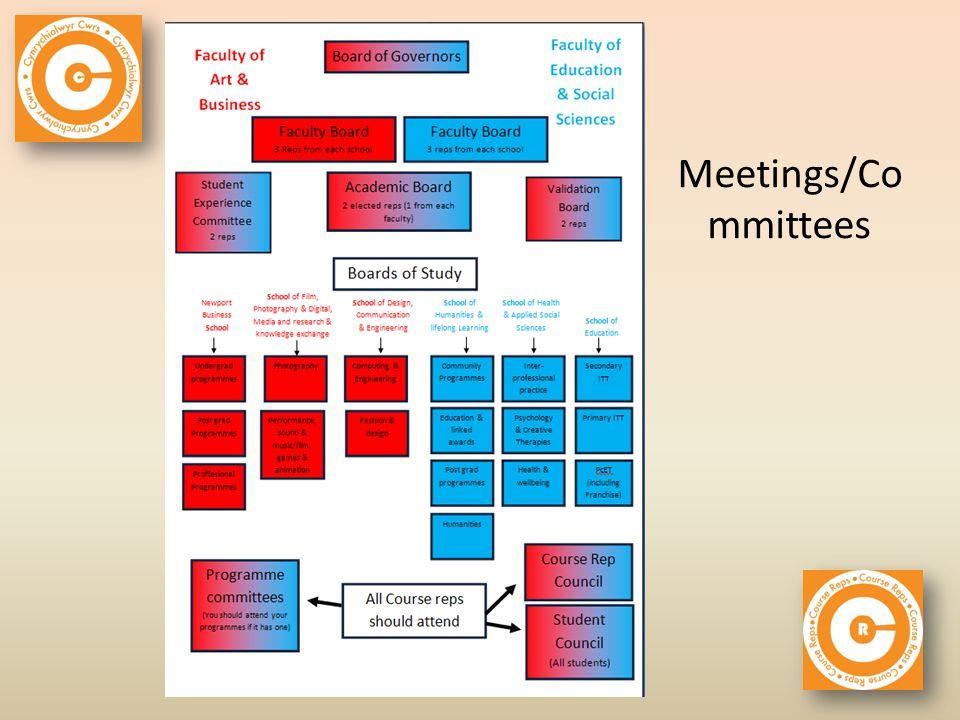 Meetings/Co mmittees