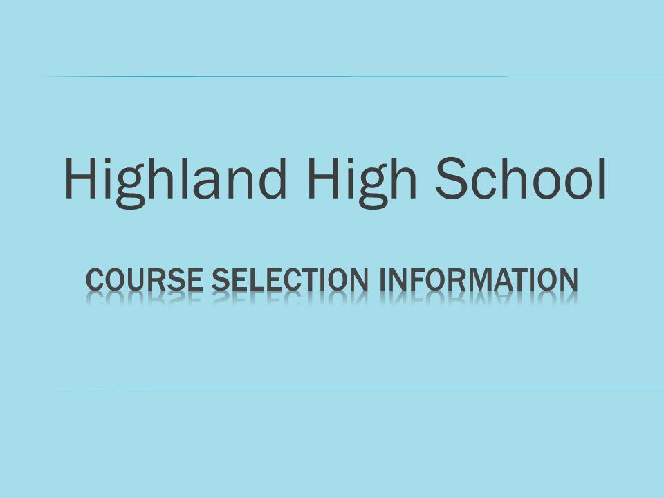 INFINITE CAMPUS STUDENT PORTAL OPENS FOR COURSE SELECTION DATA ENTRY 1/17/14 CLOSES TO ALL STUDENTS ON 2/2/201 **ALL STUDENTS MUST ENTER COURSE SELECTIONS BY 2/2/14 February 3-21: Course advisement/verification with your counselor.