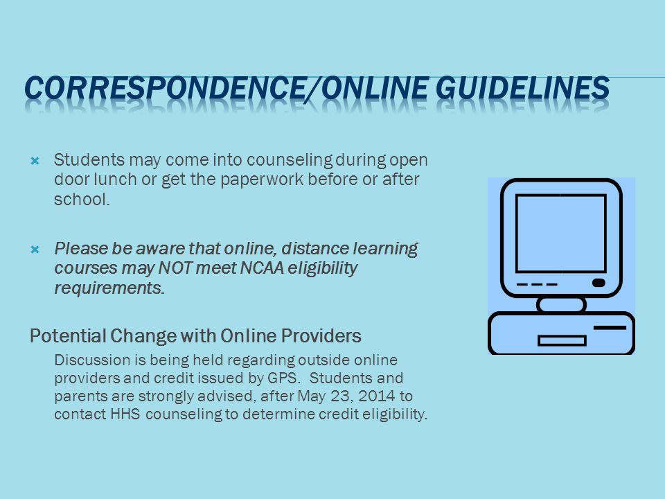 If you are hoping to be a student athlete in college, there are many requirements that must be met to qualify through the NCAA Eligibility Clearinghouse.
