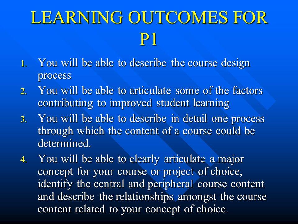 Overview Part 5 Criteria and Standards Criteria and Standards Developing Criteria and Standards for Grading Developing Criteria and Standards for Grad