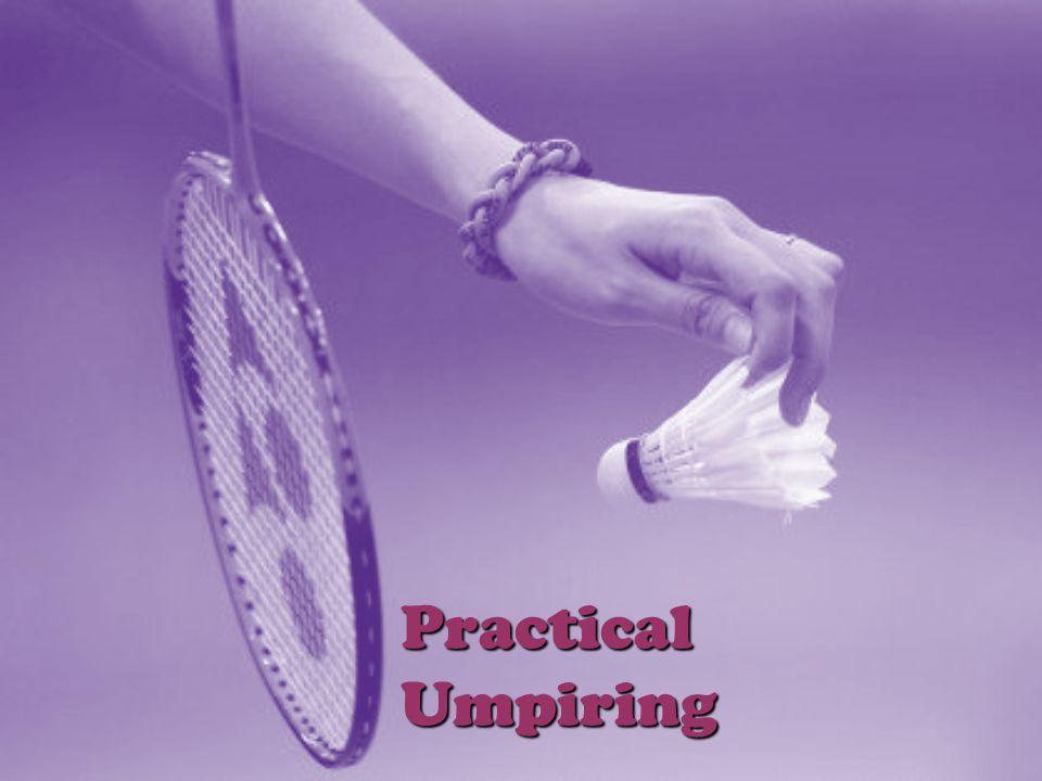 Practical Umpiring