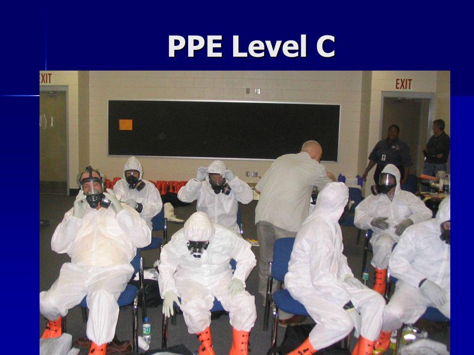 PPE Level C