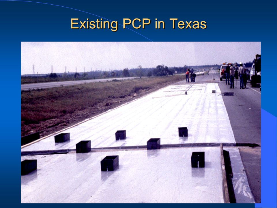 Existing PCP in Texas