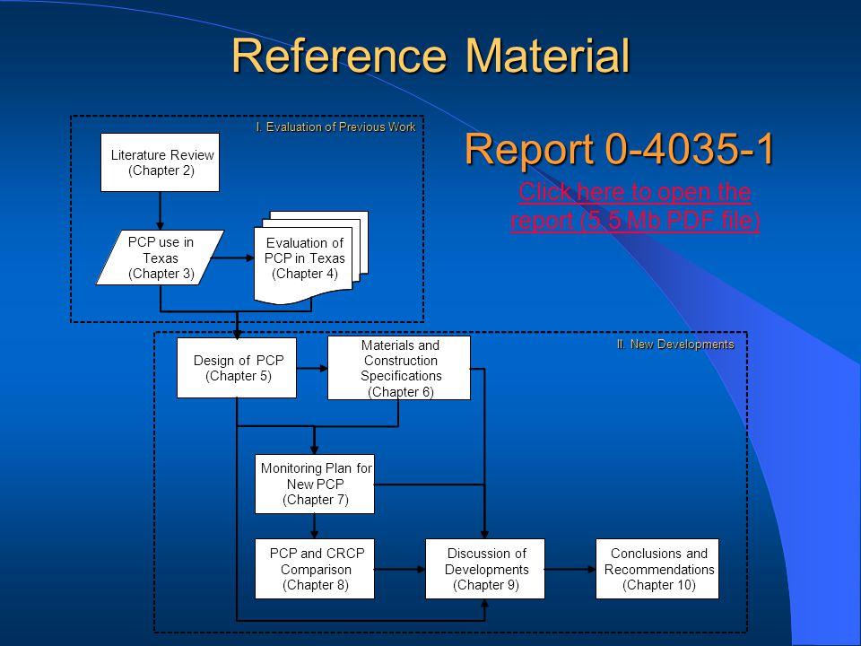 Back calculation of layer properties 10 109134 194268 43513075 681760 Natural Soil SG SB CRCP ACP Computed Modulus (ksi) SB Computed Modulus (ksi) NB Layer No.