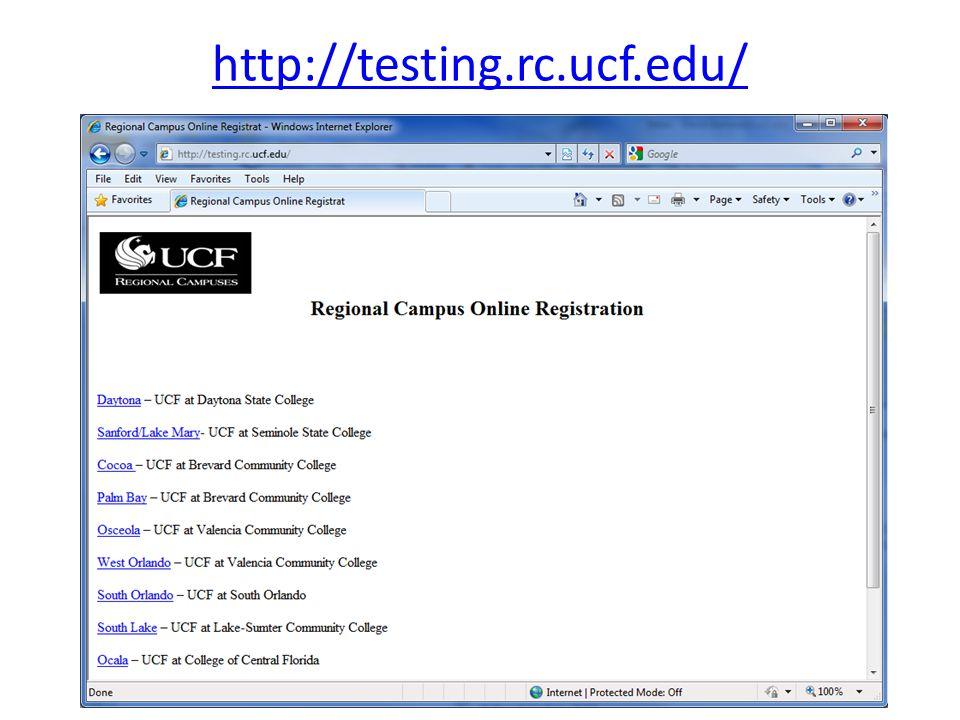 http://testing.rc.ucf.edu/