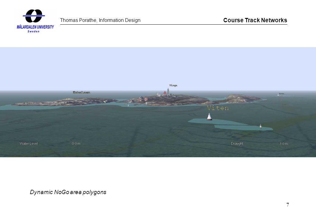 Thomas Porathe, Information Design Course Track Networks 7 Dynamic NoGo area polygons