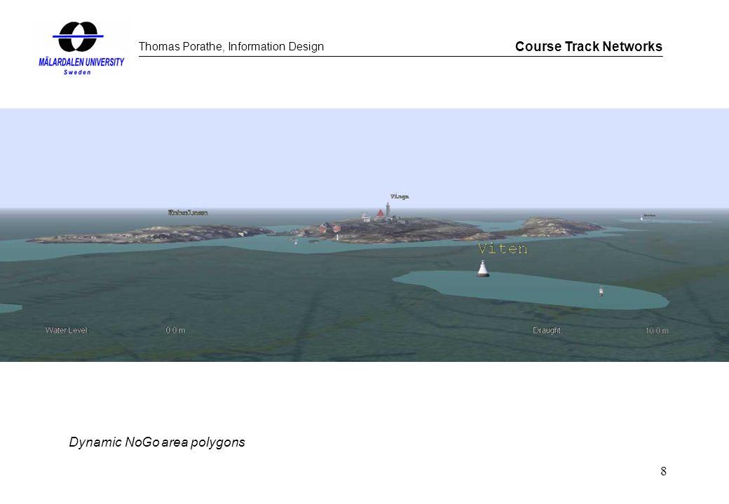 Thomas Porathe, Information Design Course Track Networks 8 Dynamic NoGo area polygons