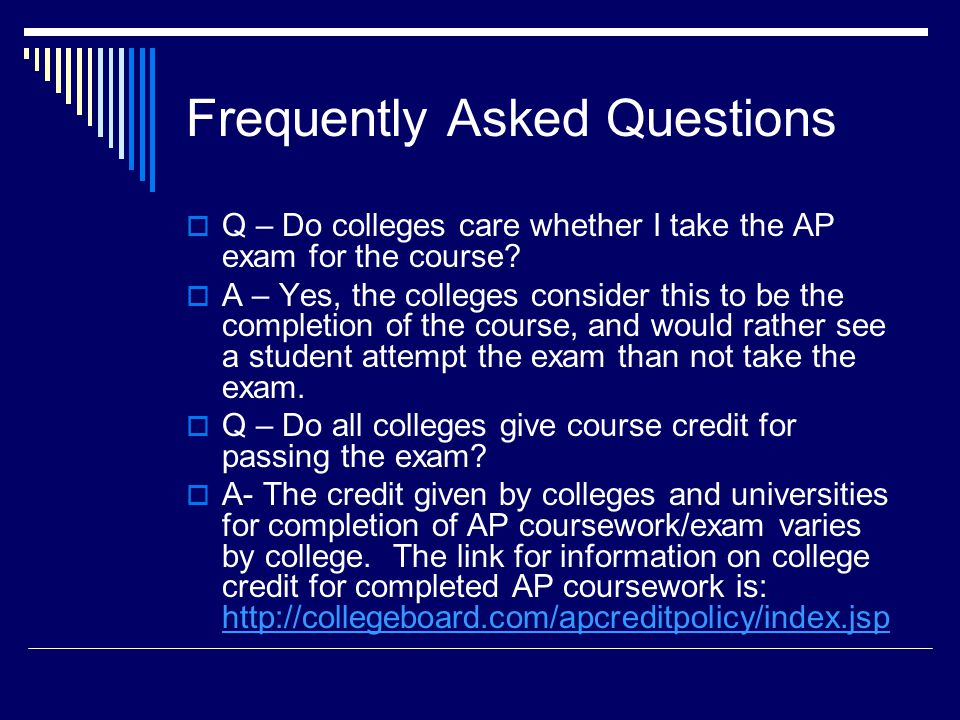 Commonalities of AP Social Science classes Rigor - College level introductory courses like those taken in the first or second year.