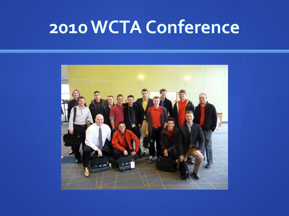 2010 WCTA Conference
