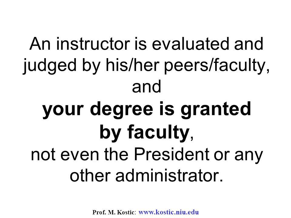 Prof. M.
