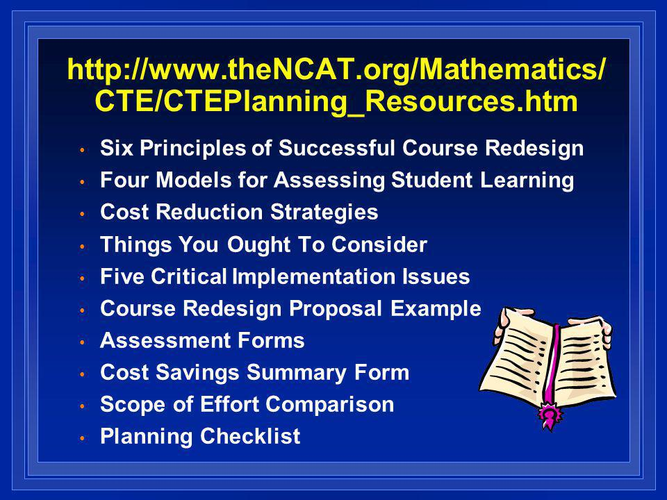 COST REDUCTION STRATEGIES Each instructor carries more students.