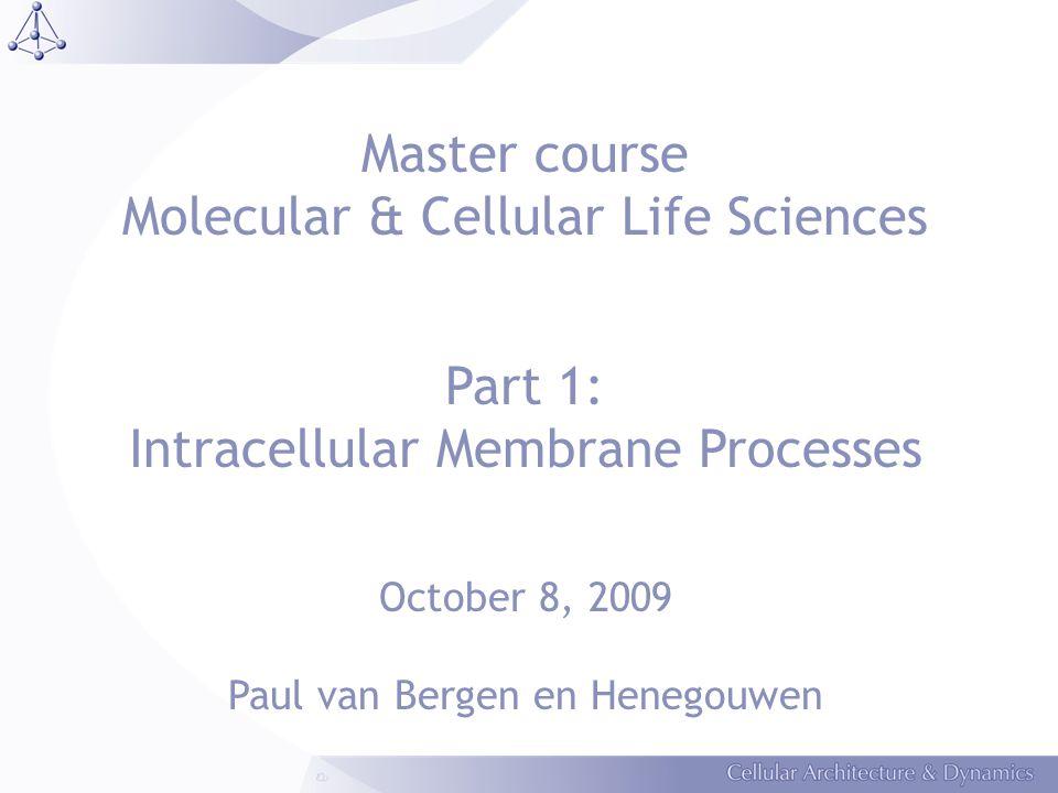 Mechanisms of clathrin-independent internalization Paul van Bergen en Henegouwen