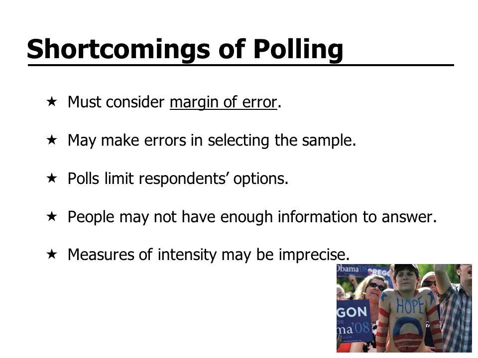 Influences on Public Opinion Political socialization.