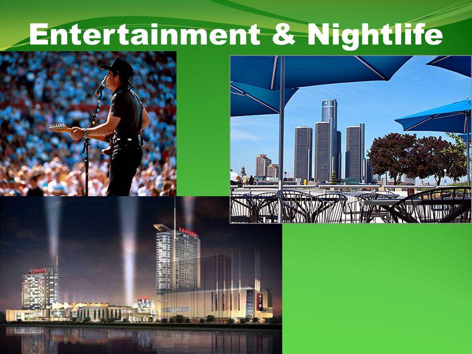 Entertainment & Nightlife