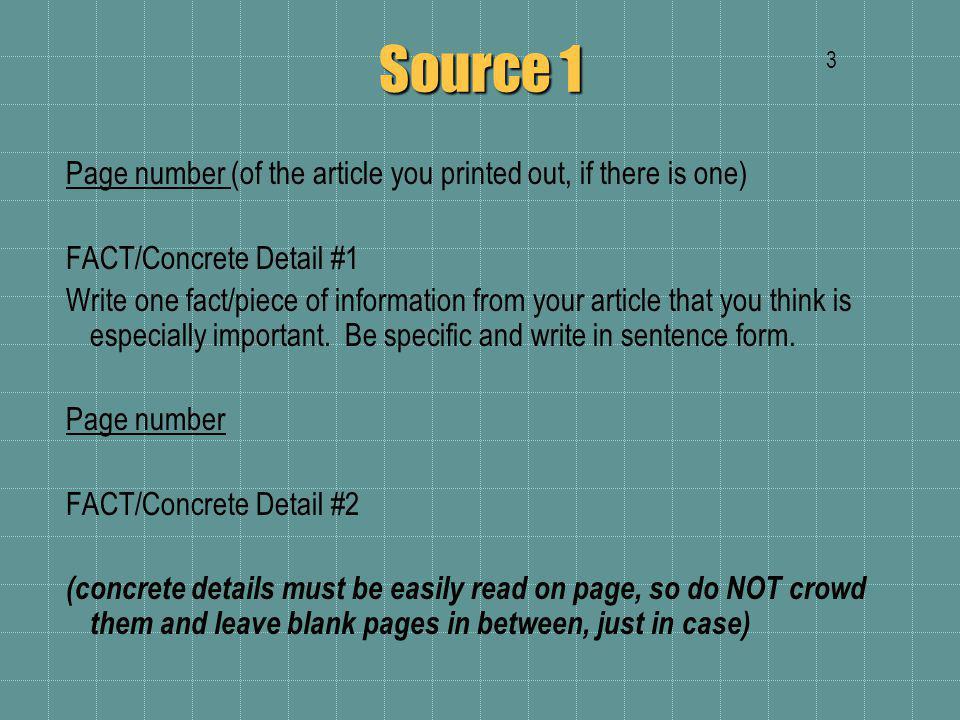 Source 4 p. __ Concrete Detail #1 p. __ Concrete Detail #2 p. ?