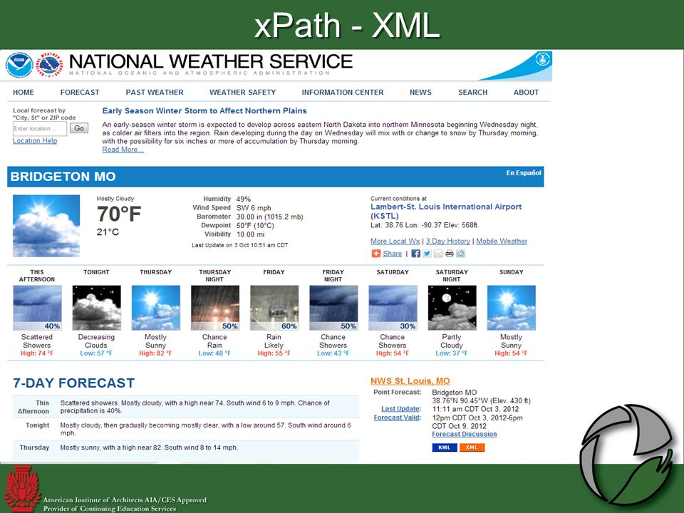 xPath - XML
