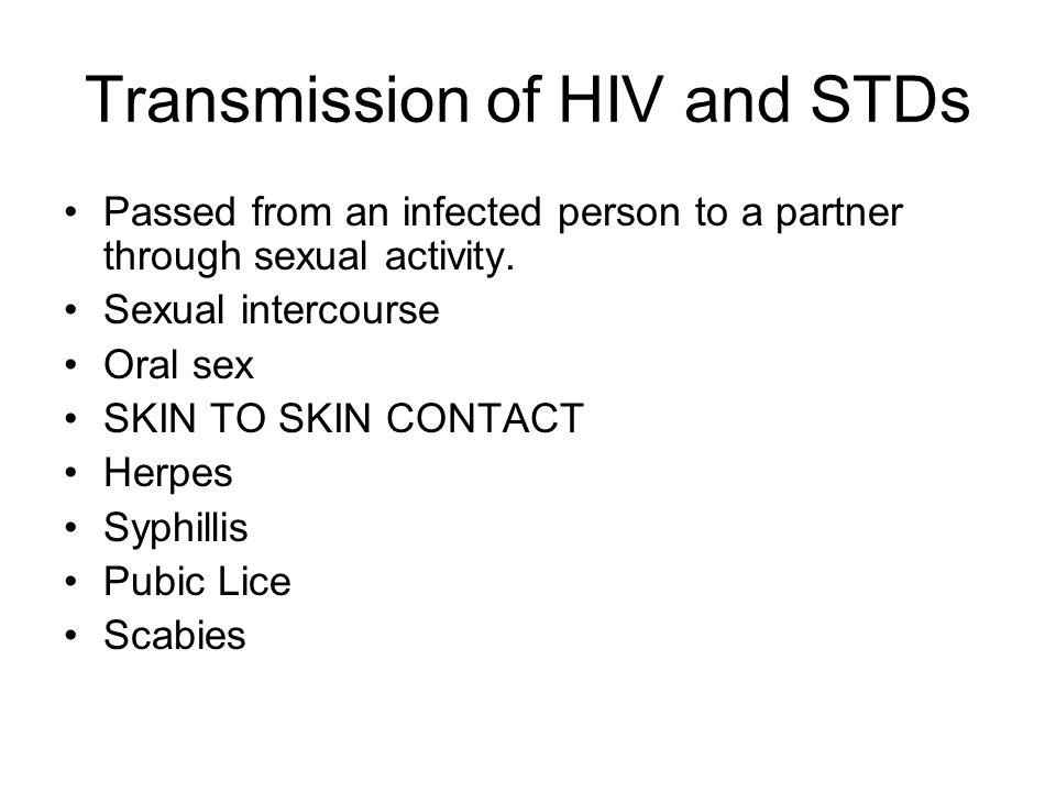 STD Symptoms Many STDs have no symptoms.