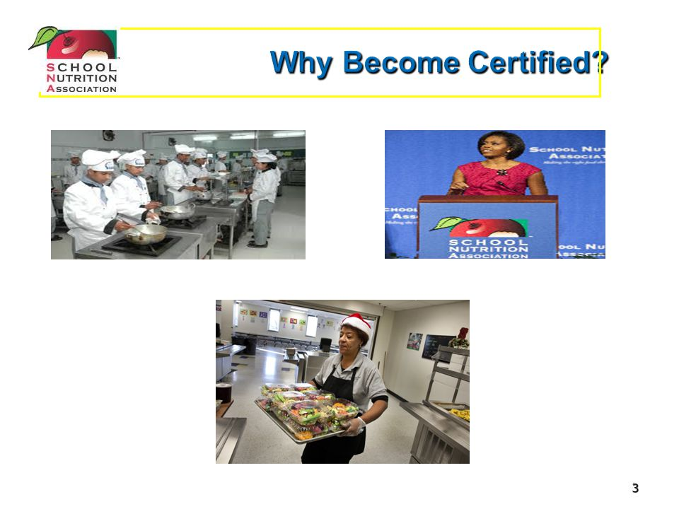 3 Why Become Certified?