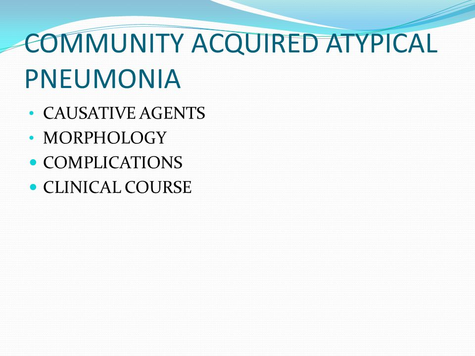 HOSPITAL ACQUIRED PNEUMONIA DEFINITION: Hospital-acquired pneumonias are defined as pulmonary infections acquired in the course of a hospital stay.