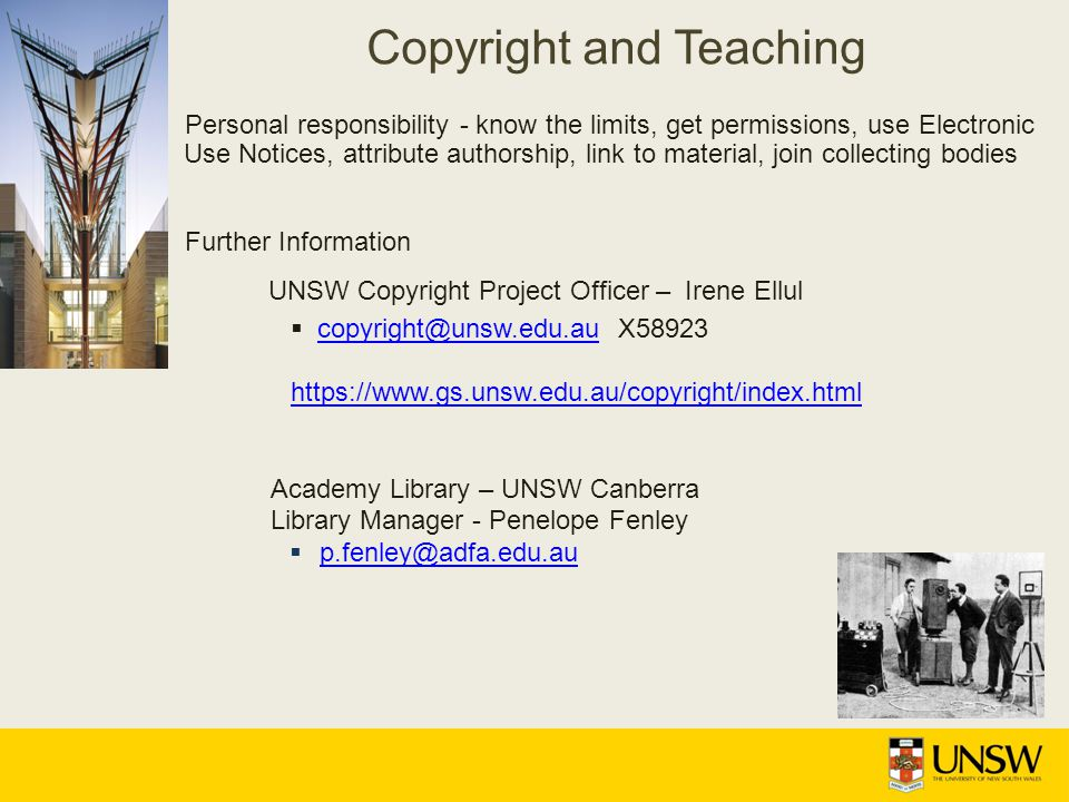 Library, Copyright & Course Support Andrew Wells University Librarian 2011