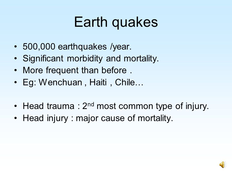 How to manage disaster? Example: Wenchuan Earthquake (China)