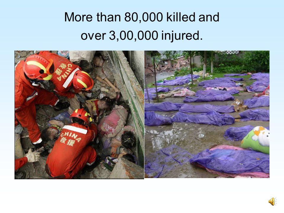 Rescue Organization- Team work GOVERNMENT TROOPS MEDICAL TEAMS RESCUERS VOLUNTEERS