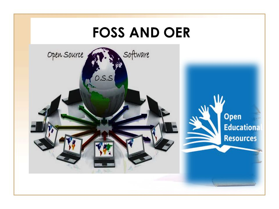 FOSS AND OER